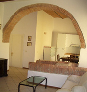 Siena country apartments :: Montalbuccio, La Selvaccia ::